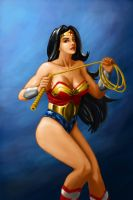Wonder Woman by CELENG