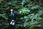 Slytherin cosplay by RylyaPhantomhive
