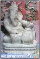 Ganesha - Drums by hollow-welt