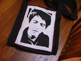 conor oberst bag by crawl27