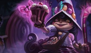 League of Legends Lulu #3 by xguides