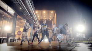 SHINee Jap. Replay end pose by MidnightMadness11