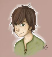 Hiccup(How to Train your Dragon) by jenniferpistol309