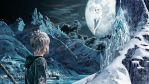 Crossover - 1920x1080 (Frozen Elsa - Jack Frost 1) by CoGraphiC