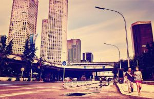 Cityscapes beijing by sunny2011bj