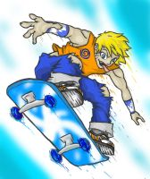 SK8?: Naruto gust by munchkin-t