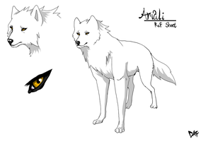 Amali ref by DarkAngelFound