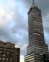 Torre Latinoamericana by wavespell