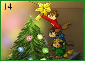 14- Topping the Tree by BoredStupid100