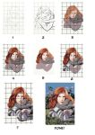 Tutorial - Grids and Artrage by bolsterstone