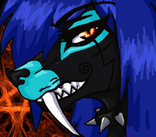 Hunting Demon Form Icon by TheHuntingWolf