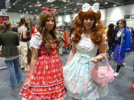 MCM Expo London October 2014 19 by thebluemaiden