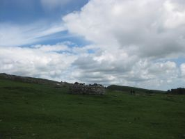 Hadrian's Wall Stock 13 by CoolCurry-Stock