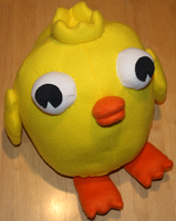 Ducky Momo Plush by toupence