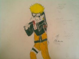 Naruto by GreenMind-Dead