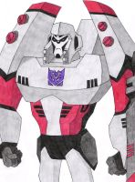 Animated  Megatron Colo by BlackTerrorsaur