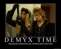 Demyx Time by 4evergaara