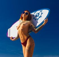 surfing by DenisGoncharov