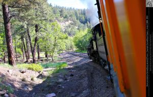 Durango Silverton Narrow Gauge Railroad by DamselStock