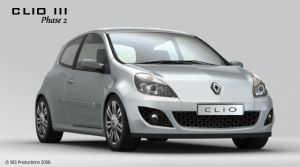 Renault Clio III Phase 2 by Bispro