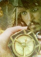 The compass by CaptainAlwilda