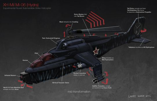 Russian-Copter-Mid-Transformation by NoBackstreetboys