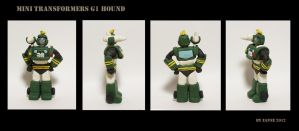 TF: Mini Clay Hound by Zanne