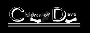 Children Of Dave LOGO by tmarried