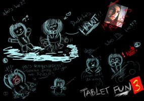 Tablet Fun 3 by ghost-black-lover
