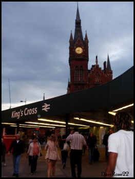 King's Cross by DarcRose22