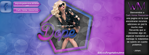 +Dope (Portada) by DidYouForgetAboutMe