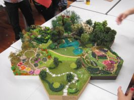 Landscaping Project (1) by Ghilanna