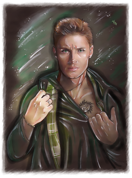 Dean  by LadyMintLeaf