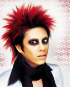 Die - dir en grey - by bloodykyo