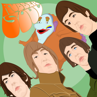 Rubber Soul - new by FoolEcho