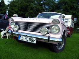 Hillman Super Minx by someoneabletofindana