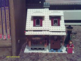 Lego Christmas: Bakery by Tough-and-Heartless