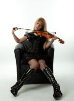 Tanit-Isis Violin IV by tanit-isis-stock