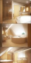Bathroom project by pressenter