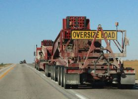 Oversize Load by Western-Gal