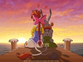 Valentine's day - 2009 by eltonpot