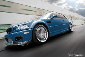 Supercharged E46 M3 by JDMOTO