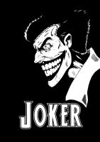 Joker by ItanQuirana