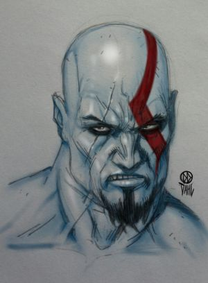 Kratos Sketch
