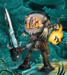 The Witcher - Geralt of Rivia by Cosmic-Brainfart