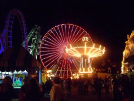 Ferris Wheel 5 by Renstock