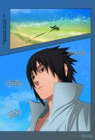Sasuke a la Mer Chapter 401 by Petlefeu