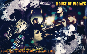 House of Wolves wallpaper 065 by saygreenday
