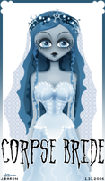 Emily - The Corpse Bride by EbonyLace