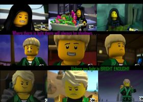 Lloyd Garmadon by TombRaiderNinja